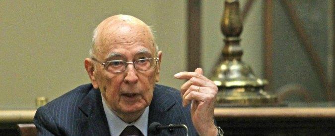 Stato-mafia, Napolitano torna sul banco dei testimoni. Sarà sentito a dicembre nel Borsellino Quater
