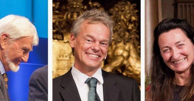 Nobel Medicina - John O'Keefe, May-Britt e Edvard Moser