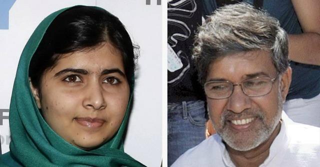 Nobel per la pace 2014 a Malala Yousafzay e Kailash