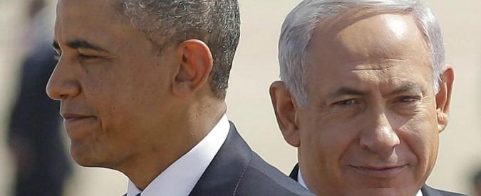 """Israele, Obama mai così duro: """"Parole di Netanyahu rendono più difficile la pace"""""""