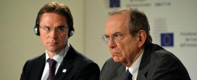 """Legge di Stabilità, Roma a Bruxelles: """"4,5 miliardi in più per ridurre deficit"""""""