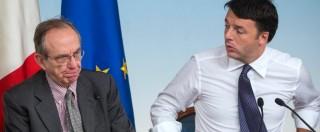 """Legge di Stabilità, Renzi: """"Non tratto con sindacati"""". E a M5s: """"Spero in incontro"""""""