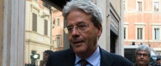 Paolo Gentiloni è il nuovo ministro degli Esteri. Prende il posto della Mogherini