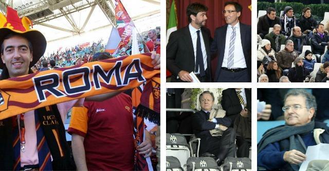 """Juventus-Roma, bar sport Montecitorio. Gasparri: """"Errore parlarne? Demagoghi"""""""