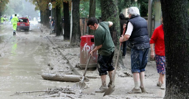 Alluvione Parma, danni per 100 milioni. La cassa di espansione sarebbe costata 30