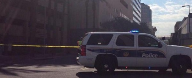 Phoenix, esplosioni all'interno dello Sheraton. Hotel evacuato