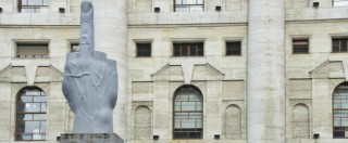 Borsa, Mps e Carige crollano a Piazza Affari dopo bocciatura della Bce