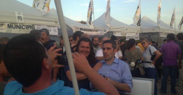 """M5S Circo Massimo, """"fuori programma"""" con Pizzarotti: confermato, poi salta tutto"""