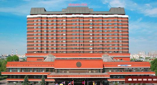 Hotel-president-Mosca-Chiesa