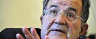 """Banche, Prodi: """"Negli stress test Ue l'Italia non è stata trattata bene"""""""