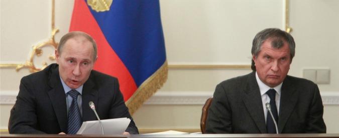 """Eni e Saipem, i russi di Rosneft: """"Interessano, aspettiamo vendita"""""""