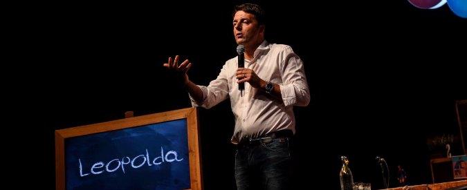 """Leopolda 2014, Renzi: """"Se c'è spazio per i tecnici è colpa dei politici"""""""