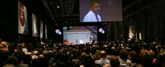 """Leopolda 2014, Renzi rottama il Pd e parla ai fedelissimi: """"Il partito siamo noi"""""""