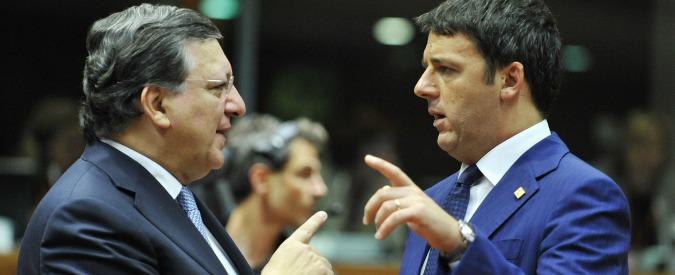 """Stabilità, Renzi dopo vertice Ue: """"E' andata, va bene anche in Europa. Ora riforme"""""""