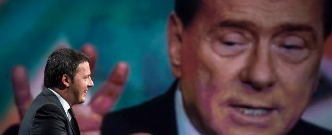 """Berlusconi: """"Il Patto con Renzi? Un dovere morale per il bene dell'Italia"""""""