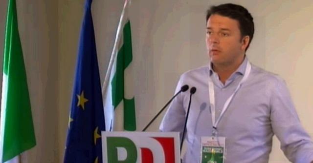"""Legge elettorale, Renzi: """"Il premio di maggioranza alla lista e non alla coalizione"""""""