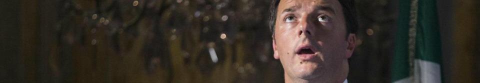 """""""Meglio premio di lista che di coalizione"""" Renzi ribalta l'Italicum e pensa al voto"""