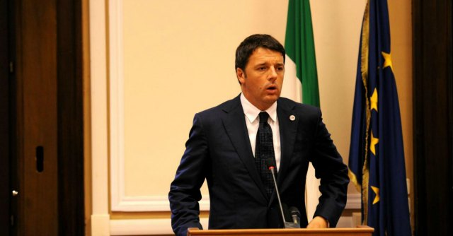 """Legge di stabilità, Renzi: """"Le Regioni hanno qualcosa da farsi perdonare"""""""