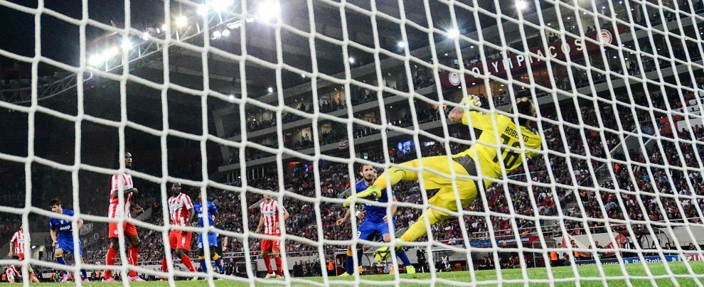 Champions League, Olympiakos-Juventus 1-0: Allegri perde ma non sfigura
