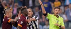 """Juventus-Roma, il mea culpa dell'arbitro Gianluca Rocchi: """"Sì è vero, ho sbagliato"""""""