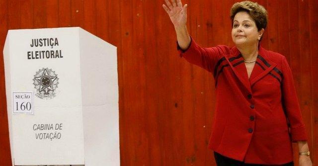Elezioni Brasile: Rousseff in testa, ma va al ballottaggio con Neves. Silva fuori gioco