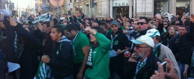 Europa League, Inter-Saint Etienne: tensione per i 6500 tifosi francesi
