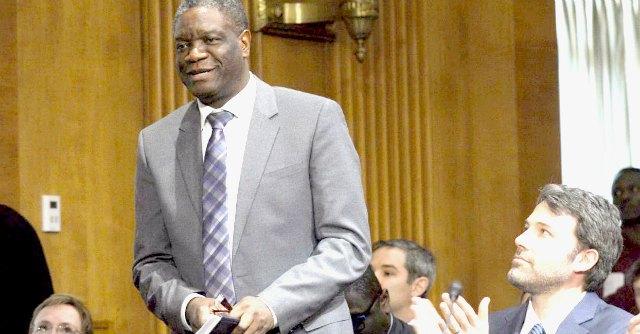Premio Sakharov a Denis Mukwege, che combatte lo stupro come arma di guerra