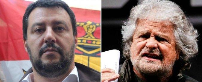 """Sondaggio Ixé: Salvini """"supera"""" Grillo. 1 italiano su 2 vuole dimissioni di Alfano"""