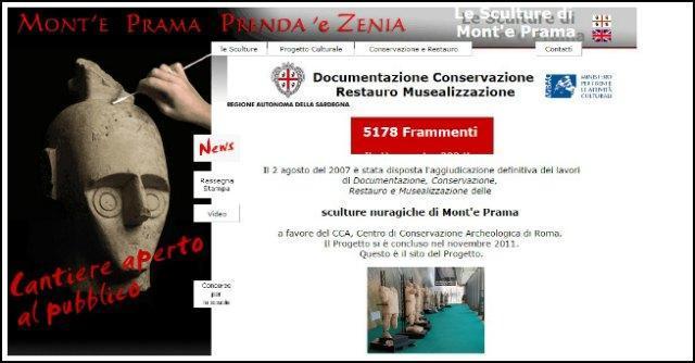 Sardegna, l'archeologo costretto a pagare per proteggere il sito di Mont'e Prama