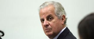 """Claudio Scajola, in appello prescritto reato su casa al Colosseo """"a sua insaputa"""""""