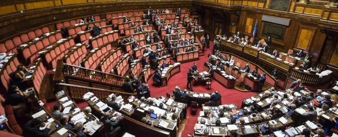 """Ddl penale: manca 6 volte il numero legale, salta di nuovo il voto. Casson (Pd): """"Messaggio dei centristi sull'Italicum"""""""
