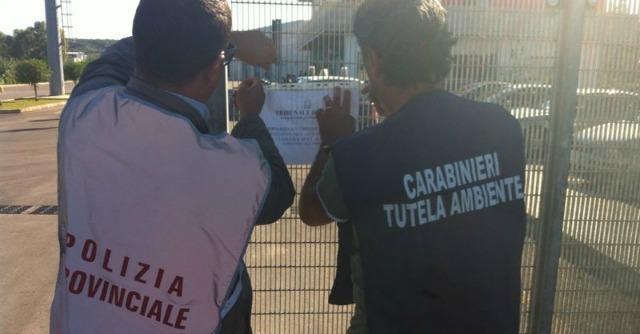 A Lecce cattivi odori e danni alla salute: sigilli a impianto del gruppo Marcegaglia