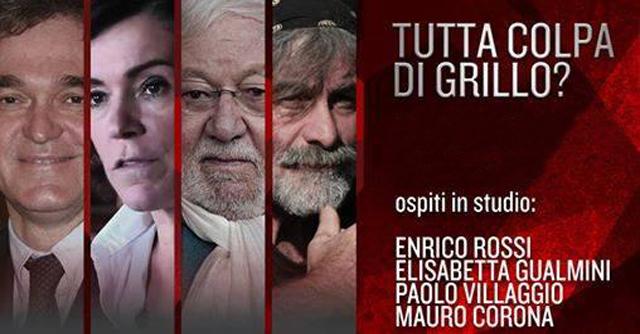 """Servizio Pubblico, """"Tutta colpa di Grillo?"""". Riguarda tutti i video della quarta puntata"""