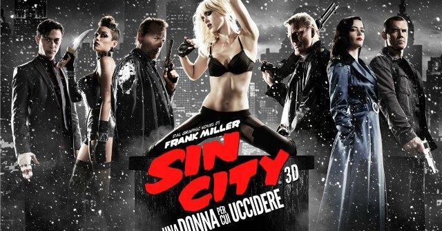 Sin City 2: Una donna per cui uccidere, l'atteso ritorno di Miller e Rodriguez