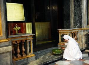 Torino, Ostensione della Sacra Sindone 2013