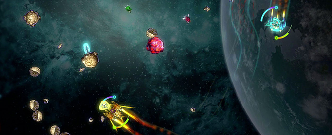 In Space We Brawl, l'italiana Forge Reply sfonda su Playstation 4