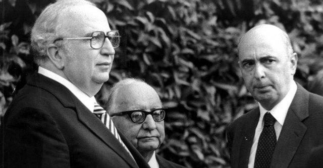 """Trattativa: """"Nel '93 allarme Sismi per rischio attentato a Napolitano e Spadolini"""""""