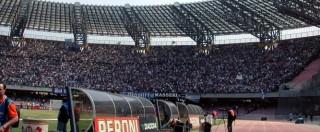 Napoli-Roma, una partita come tante: nessun servizio d'ordine supplementare