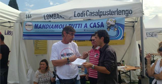 Circo Massimo, stand e comizi nell'arena M5S tra raccolte firme e dibattiti