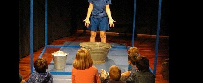 """Gay, 'Teatro arcobaleno' per bambini: """"Differenze di genere spiegate ai piccoli"""""""