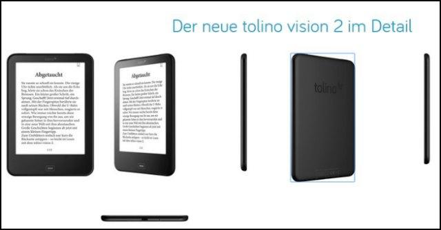 Tolino sfida Amazon in Italia grazie a Ibs. In arrivo i modelli Shine e Vision2