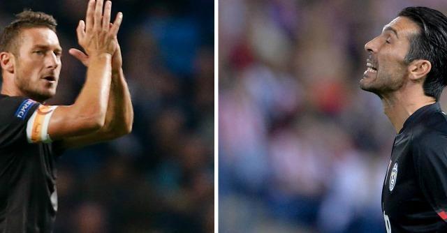 Juve e Roma: dopo la Champions umore diverso in vista del big match di domenica