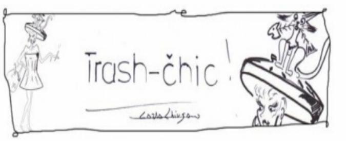 """Trash-chic, """"Dici tu"""": il libro sulla vita e la morte. Autobiografia con sarcasmo"""