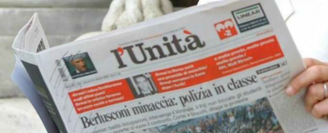 L'Unità, il nuovo editore Guido Veneziani è indagato per bancarotta di Roto Alba