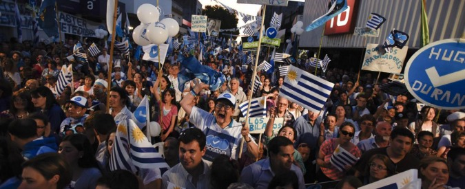Uruguay al voto per decidere il successore di Mujica. Lacalle sfida Vazquez