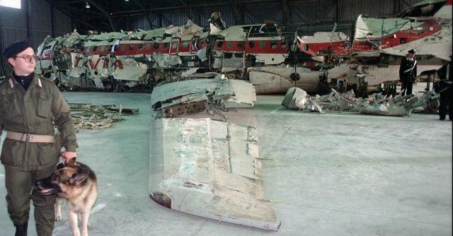 Strage di Ustica, ministeri Difesa e Trasporti condannati a pagare 5 milioni e mezzo