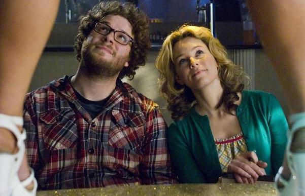 Zack e Miri fanno una scena porno anale grande figa pulcini