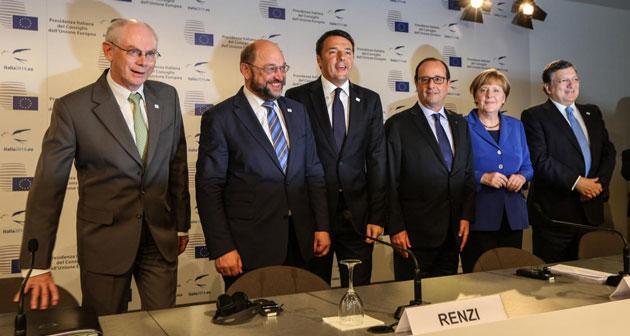 Italia/Ue: riforme come ciliegie e il naso da Pinocchio della Merkel
