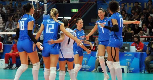 italia russia volley femminile oggi - photo #22