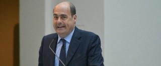 """Mafia capitale, Zingaretti: """"Regione Lazio parte civile a processo al via a novembre"""""""